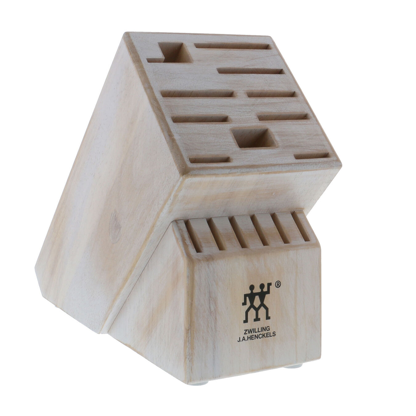 Rustic White 16-slot block,,large 1