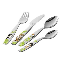 ZWILLING Jungle, Couverts enfant 4-pcs, Poli