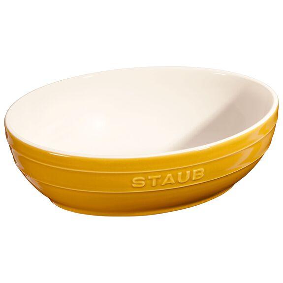 Kase Seti, 2-parça | Hardal | Oval,,large 2