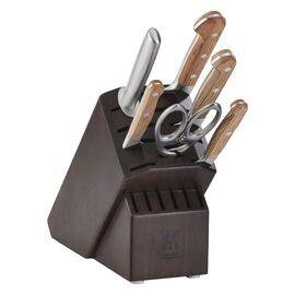 ZWILLING Pro Holm Oak, 7-pc Knife block set