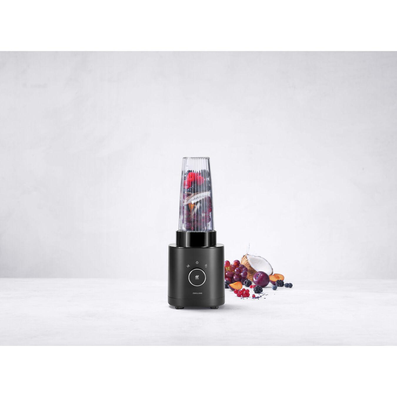 Mini Blender, AC Motor, Noir,,large 2