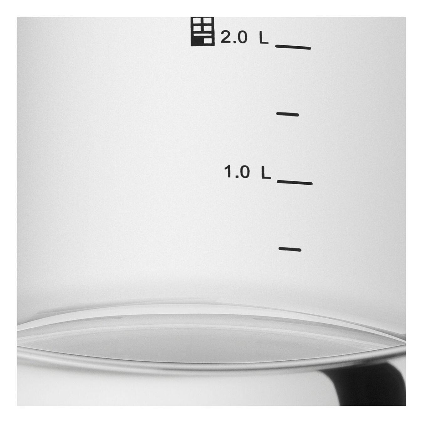 Sığ Tencere | 18/10 Paslanmaz Çelik | 16 cm | Metalik Gri,,large 2