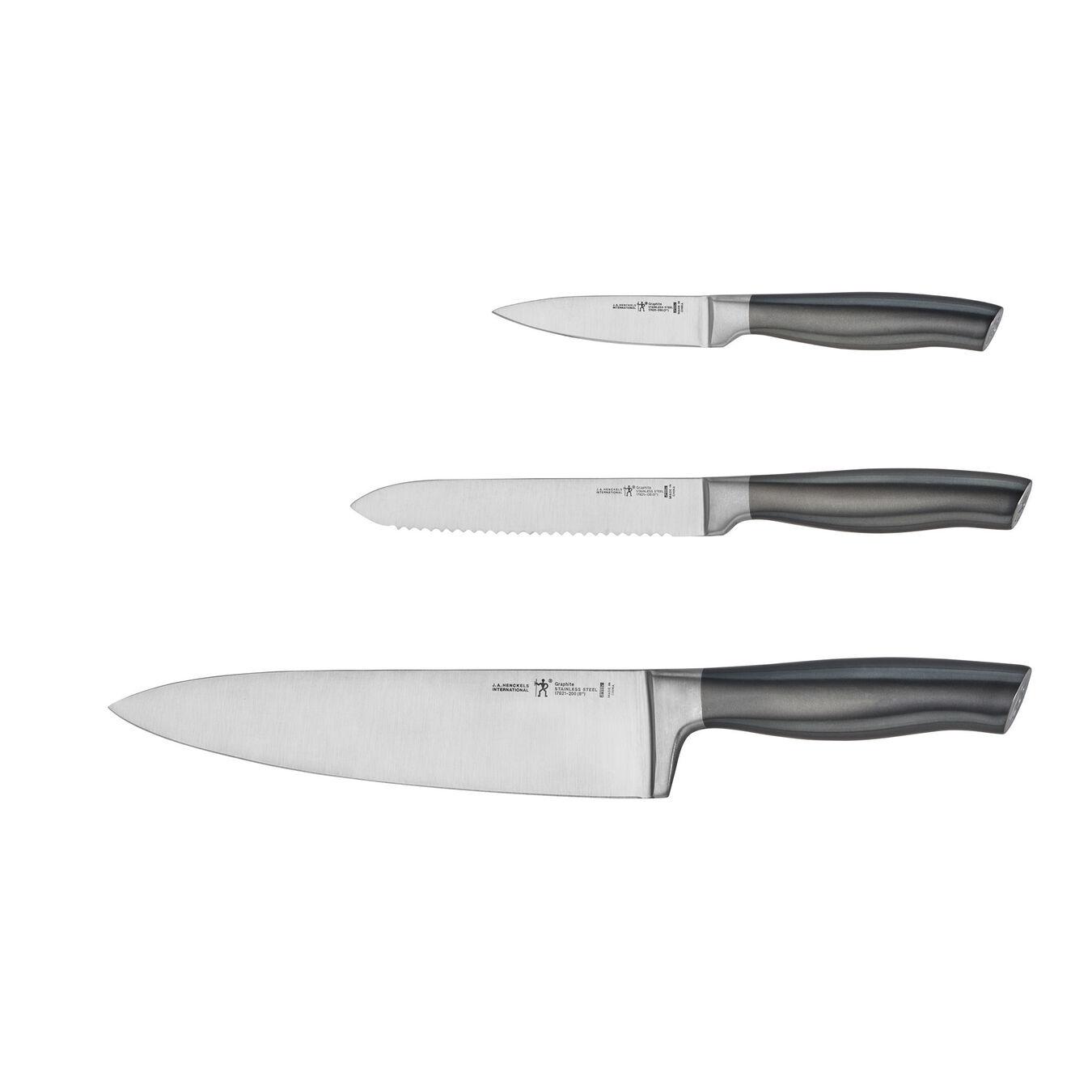 3-pc, Starter Knife Set,,large 1