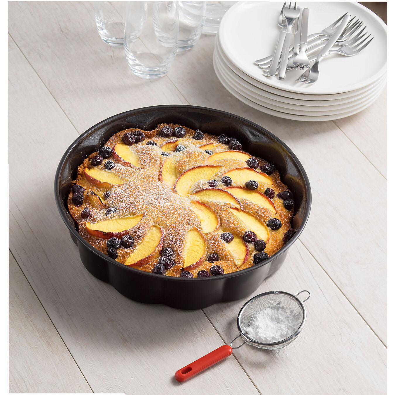 3-pc Scalloped Cake Pan Set,,large 5