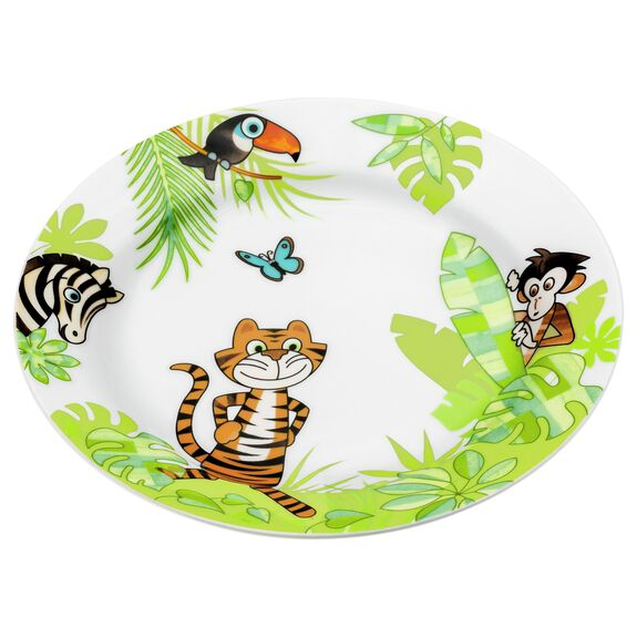 3-pc Child's tableware set,,large 4