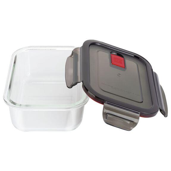 20.5-floz Borosilicate glass Storage jar,,large 4