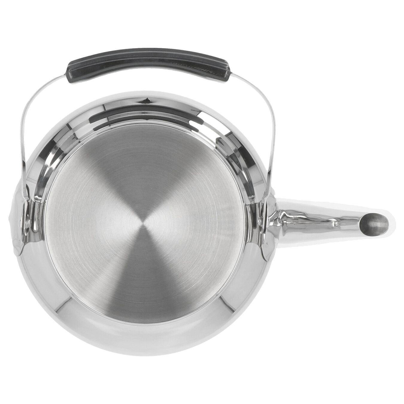 4.2 qt Tea Kettle, 18/10 Stainless Steel ,,large 5