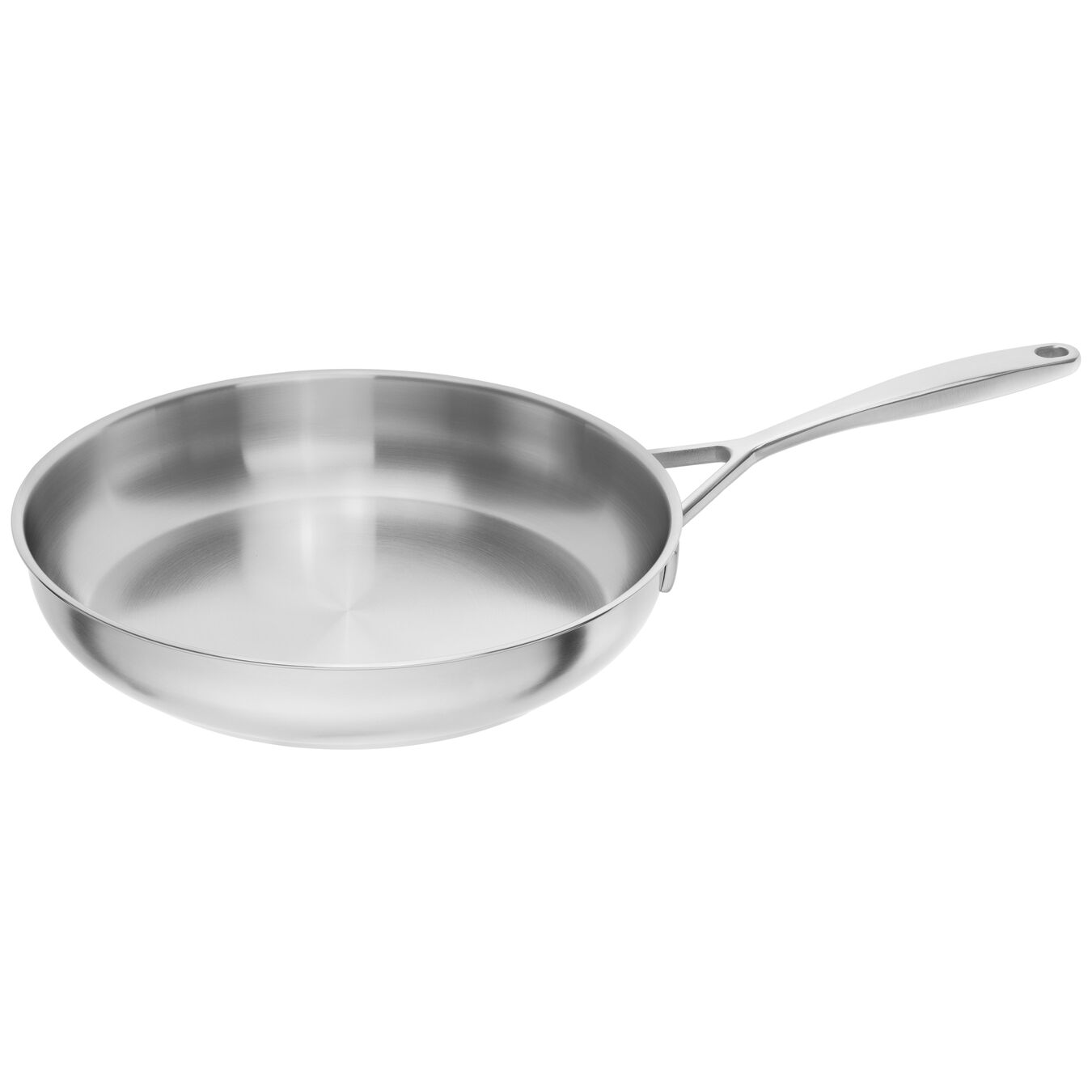 Poêle 26 cm, Inox 18/10, (no colour),,large 1