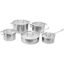 ZWILLING Passion, 10-Piece  Cookware Set