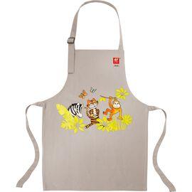 ZWILLING Textiles, 60 cm x 45 cm Kitchen apron, grey