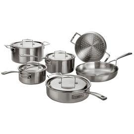 ZWILLING Aurora, 10 Piece 18/10 Stainless Steel Cookware set