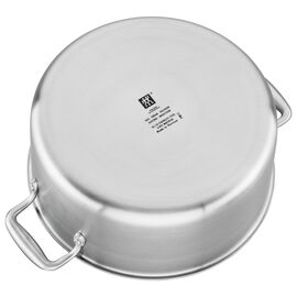ZWILLING Spirit Ceramic Nonstick, 8-qt 18/10 Stainless Steel Stock pot