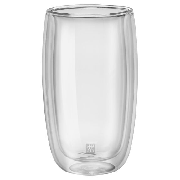 Çift Camlı Latte bardağı seti, 2-parça,,large