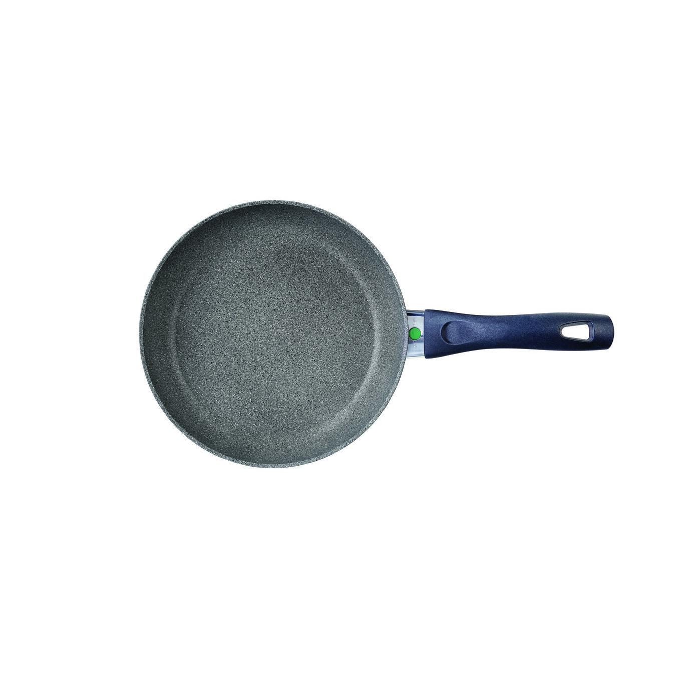 3 Piece Aluminum Frypan and Saute Pan Set,,large 4