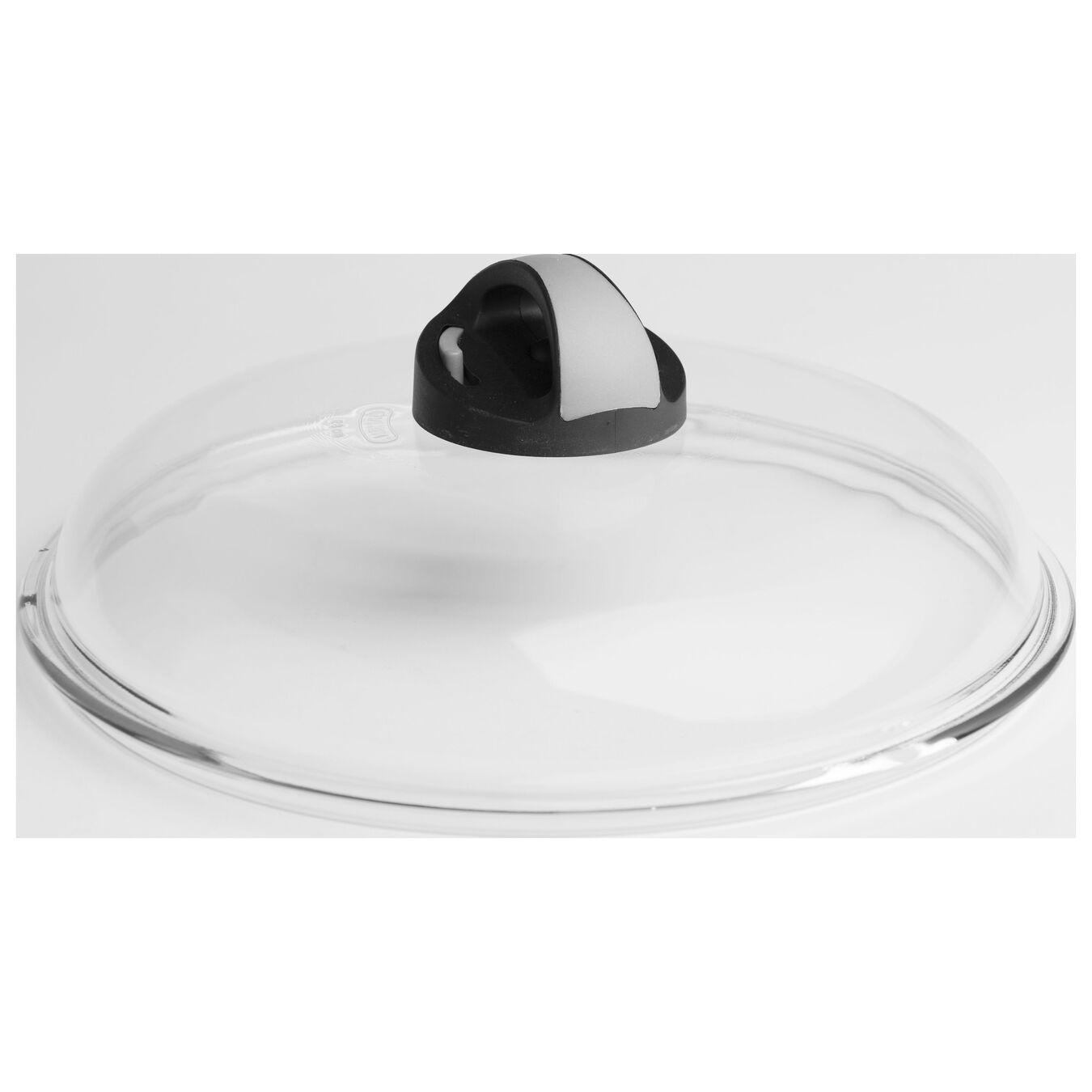Coperchio - 28 cm, vetro,,large 1