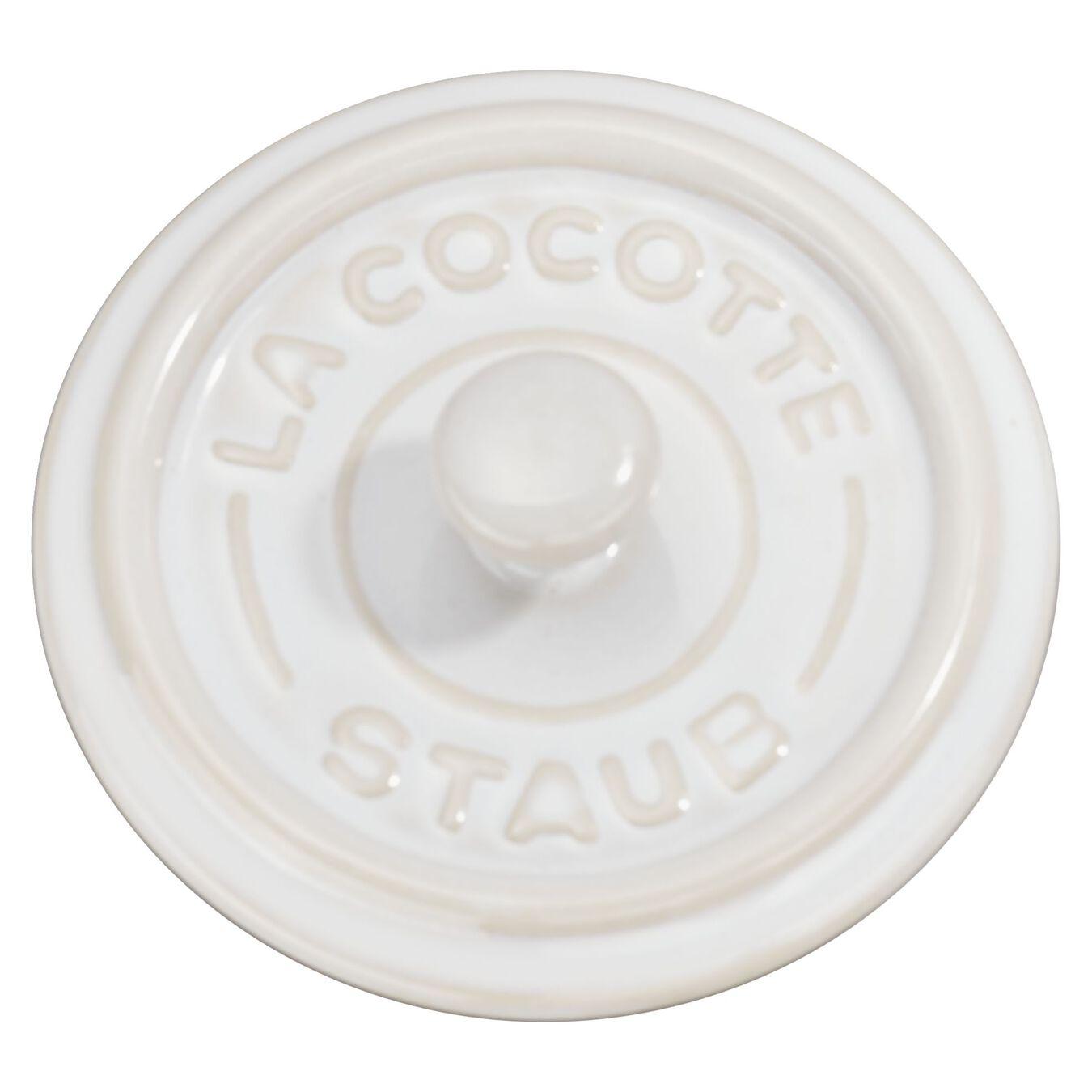 3-pc, Cocotte set, ivory-white,,large 7