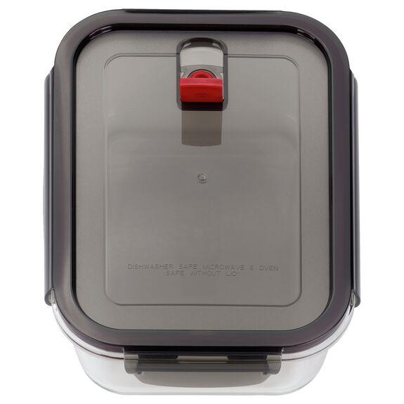 47.32-fl-oz Borosilicate glass Storage jar,,large 2