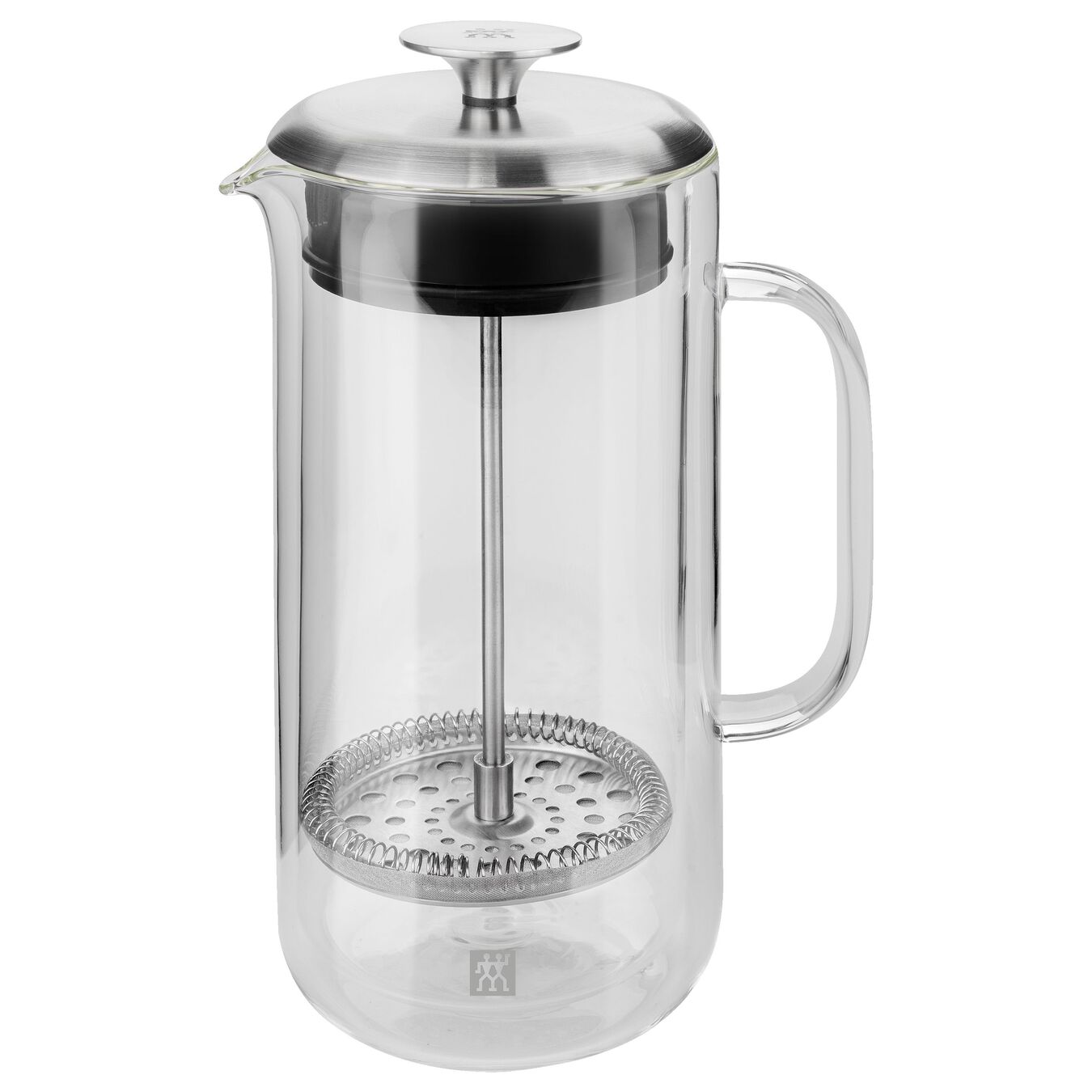 Double wall glas, French press,,large 1