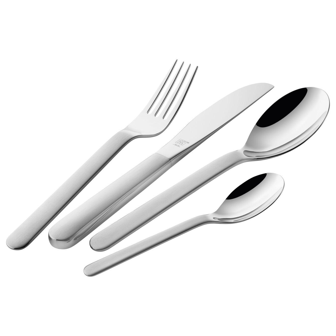 Çatal Kaşık Bıçak Seti | mat/parlak | 68-parça,,large 1