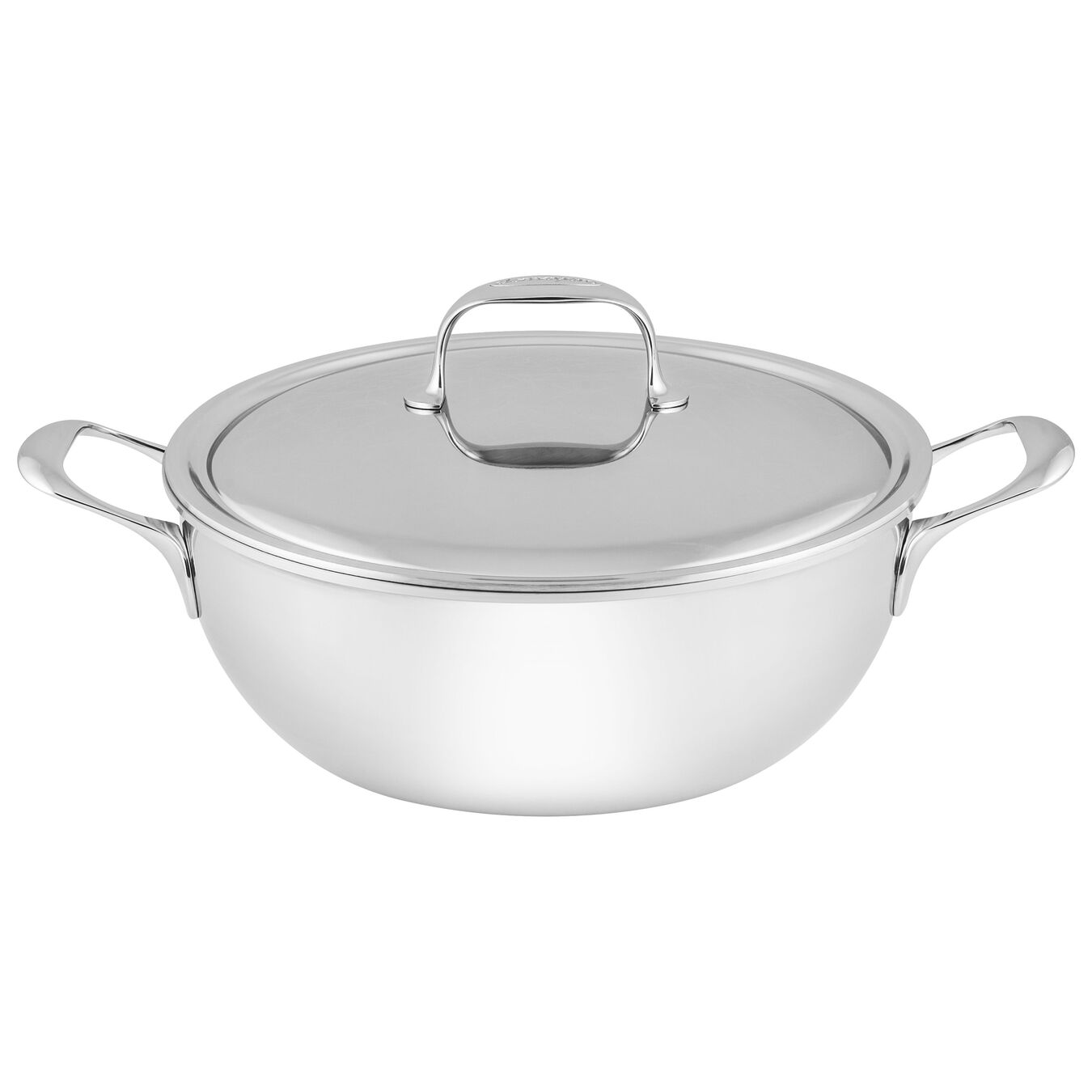4.75 l Conical Simmering Pot with lid,,large 1