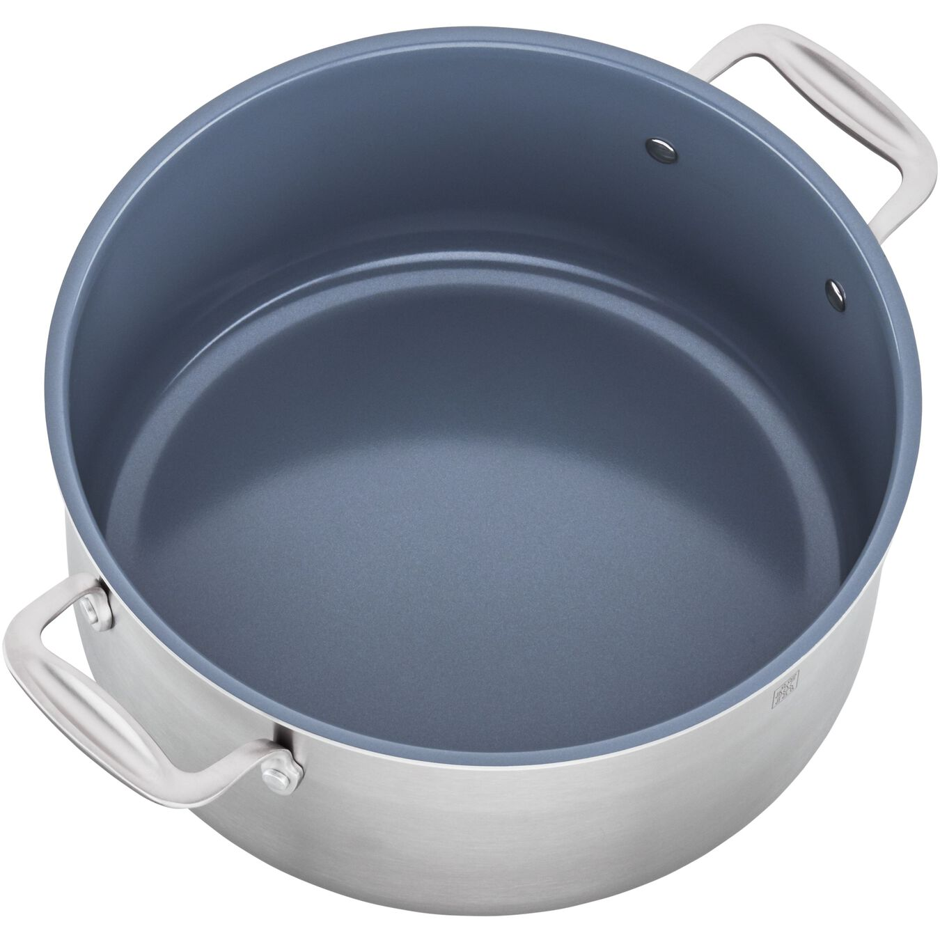 8 qt Stock pot, 18/10 Stainless Steel ,,large 3