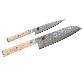 MIYABI 5000 MCD, 2 Piece Knife set