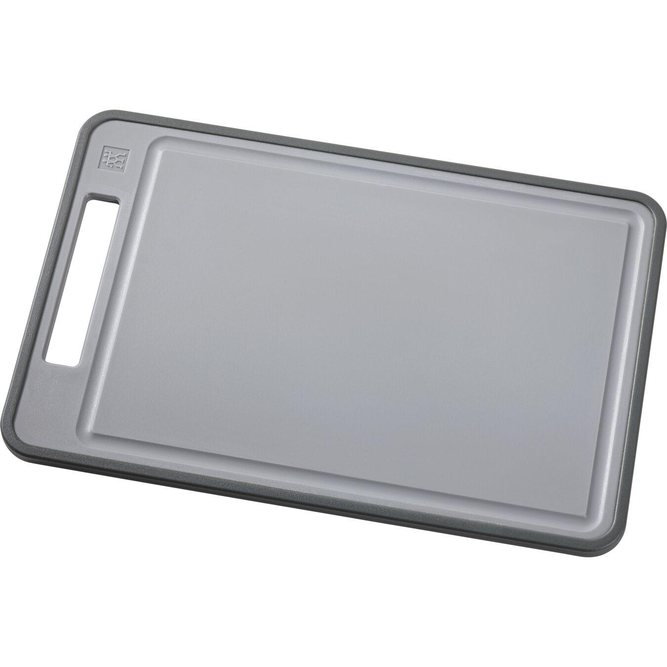 Tagliere - 39 cm x 25 cm, grigio,,large 1