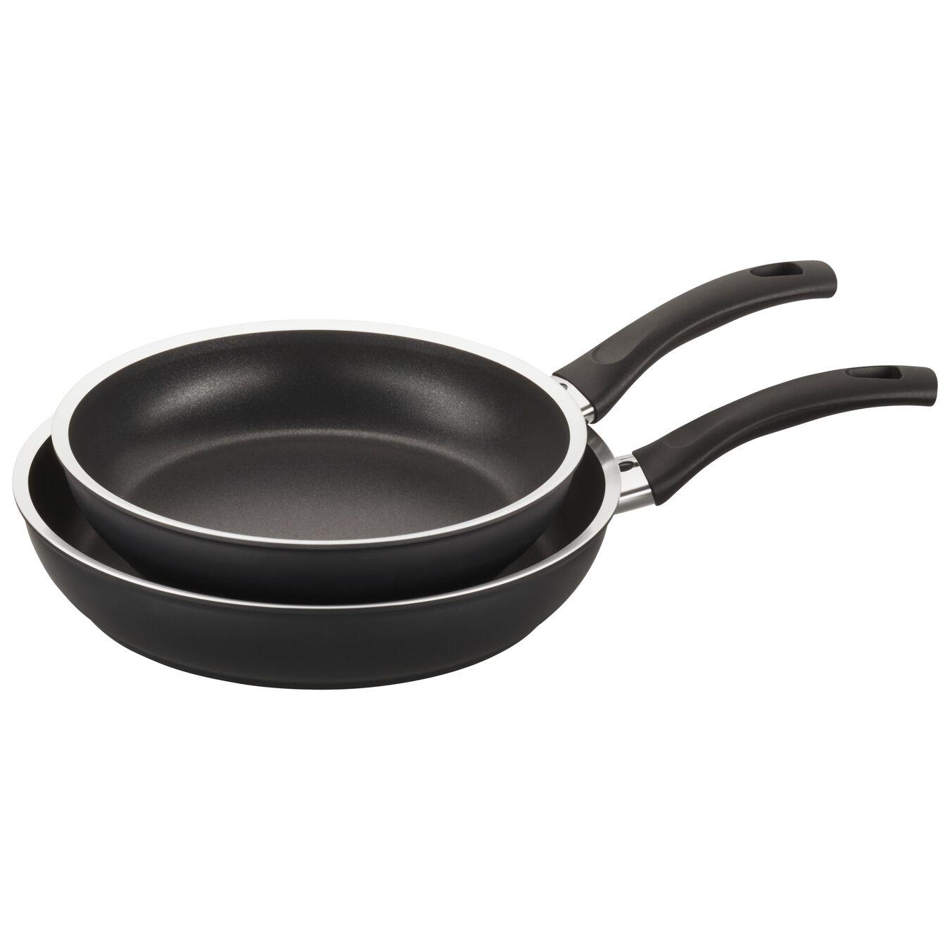 2-pc, Frying pan set,,large 1