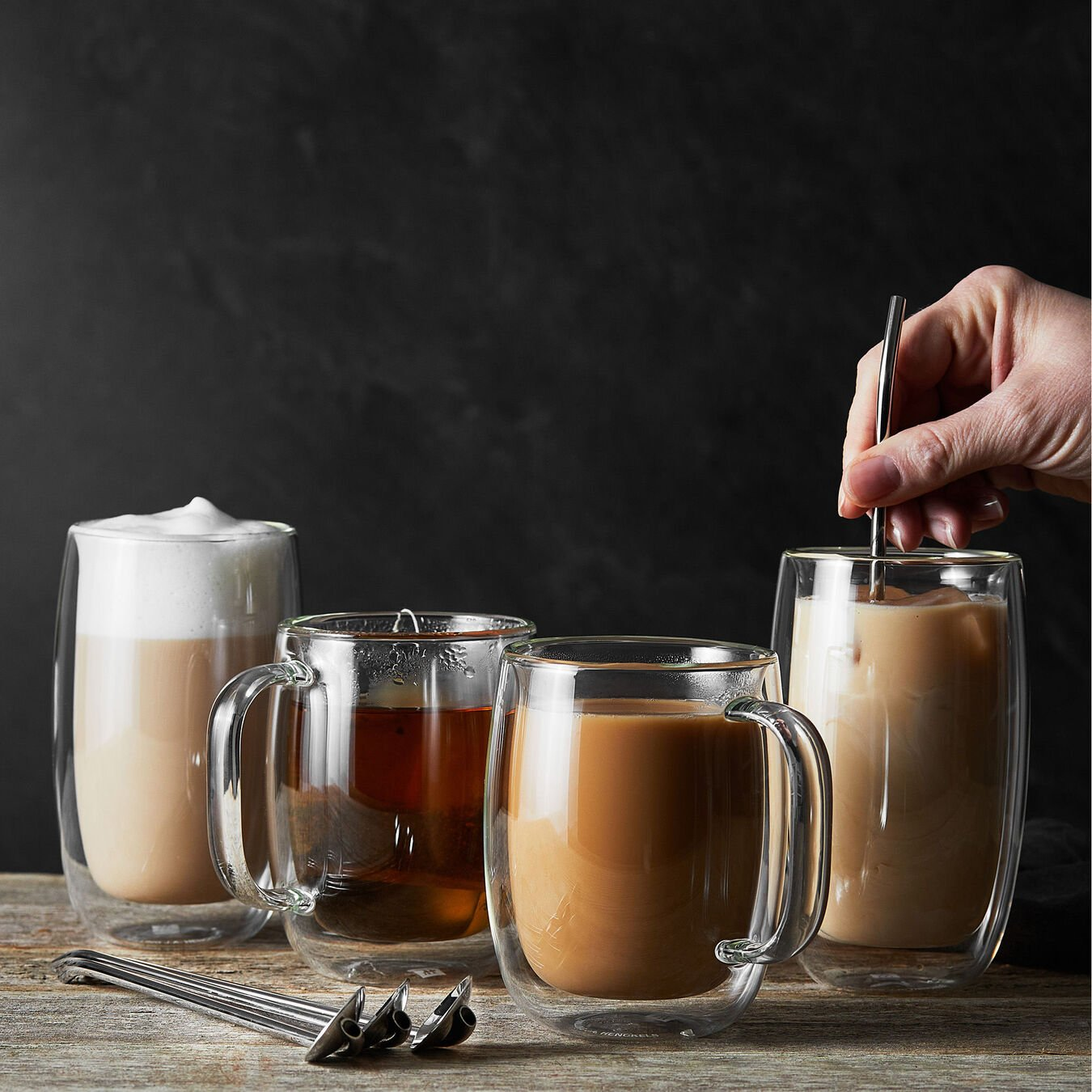 9-pc, Coffee and Beverage Set,,large 5