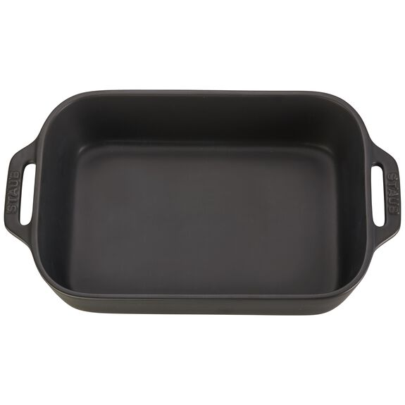 10.75-inch Ceramic Oven dish,,large 3
