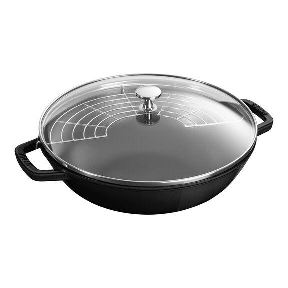 4.5-qt Perfect Pan - Visual Imperfections - Shiny Black,,large