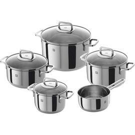 ZWILLING Quadro, Set de casseroles, 5-pces