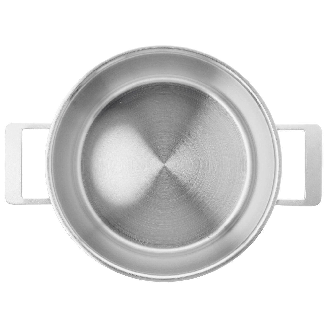 Marmite avec couvercle 28 cm, Inox 18/10,,large 5