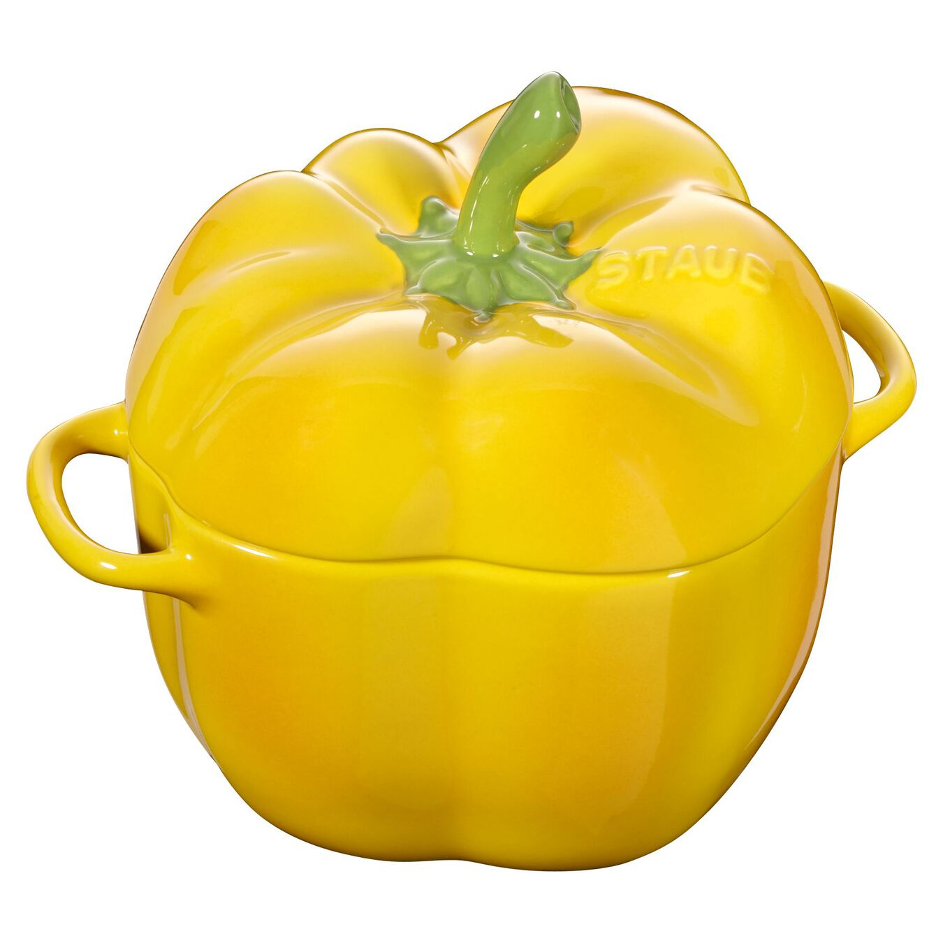 450 ml pepper Cocotte, yellow,,large 1