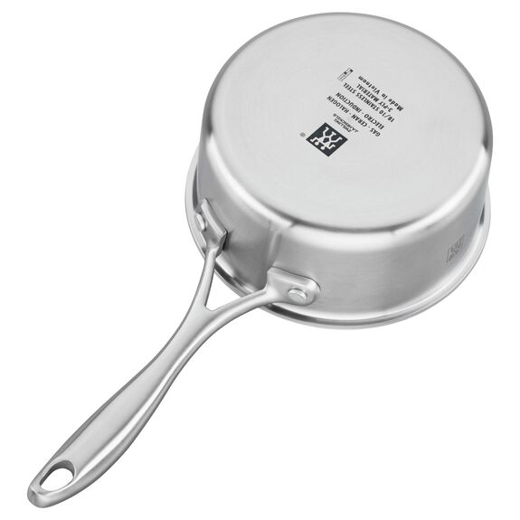1-qt 18/10 Stainless Steel Saucepan,,large 2