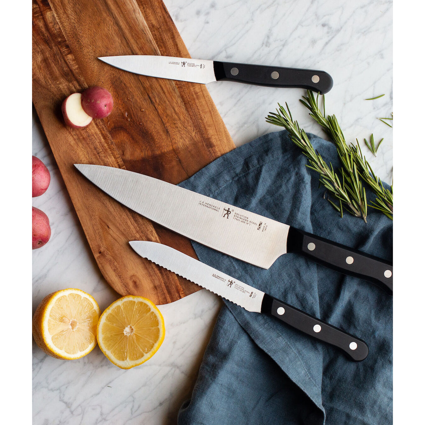 3-pc, Knife set,,large 2