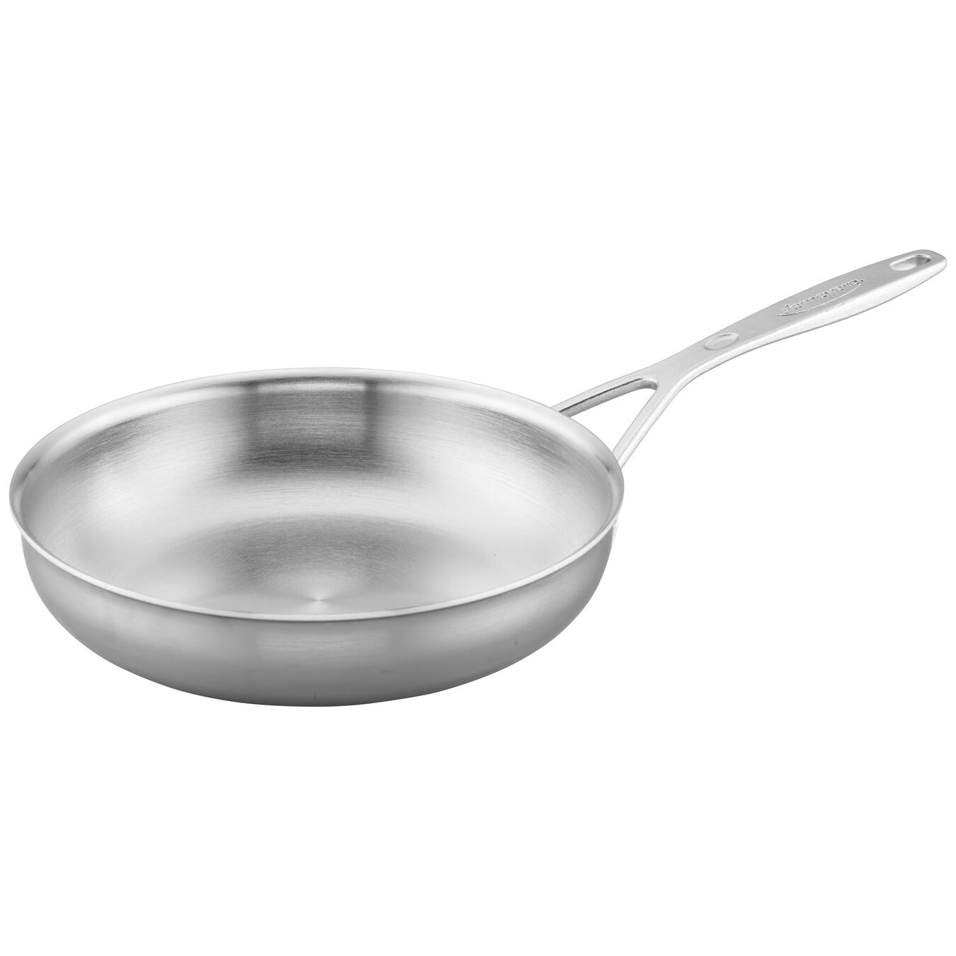 9.5-inch Stainless Steel Fry Pan,,large 3