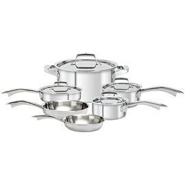 ZWILLING TruClad, 10-pcs  Pots and pans set