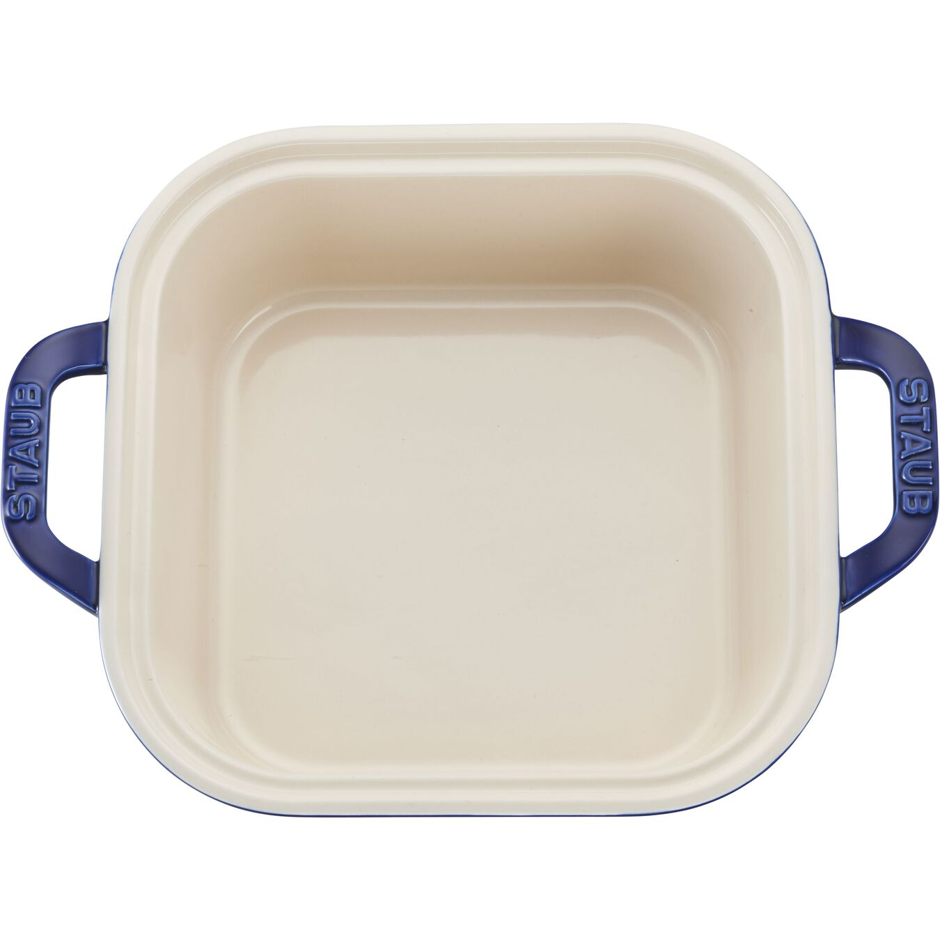 9-inch, square, Special shape bakeware, dark blue,,large 6