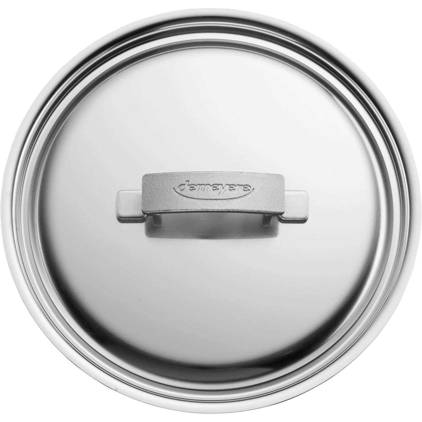 270.5-oz Stock pot with lid, 18/10 Stainless Steel ,,large 7