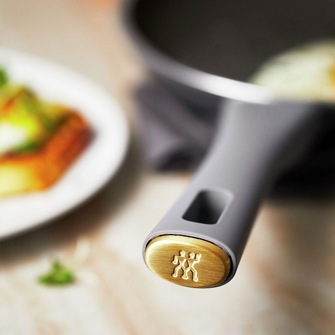 11-inch, aluminium, Non-stick, Frying pan,,large 8