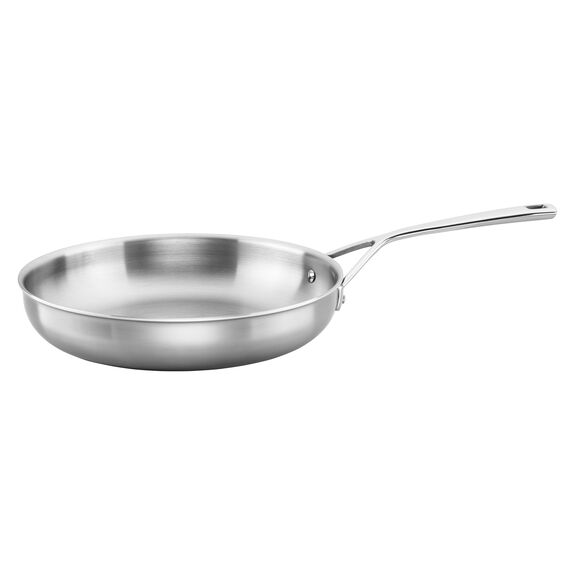 Stainless Steel 11-inch Fry Pan,,large