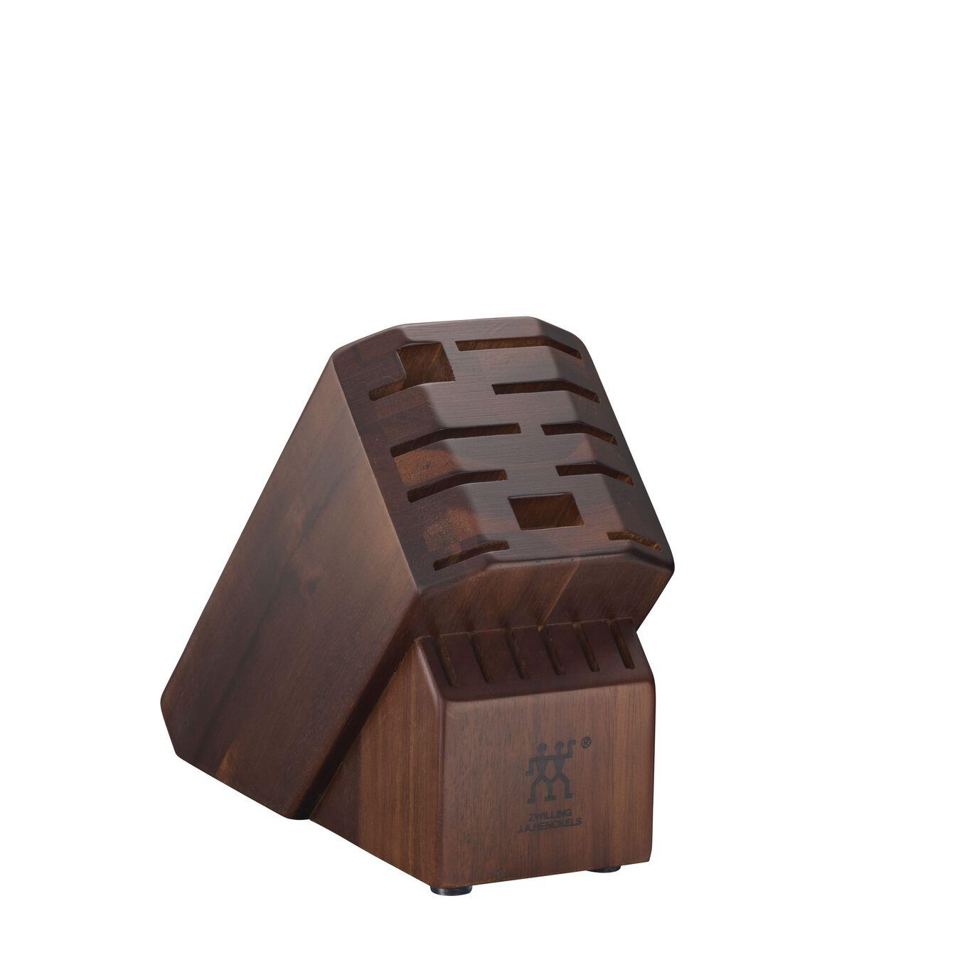 16, acacia, Pro Knife block empty,,large 1
