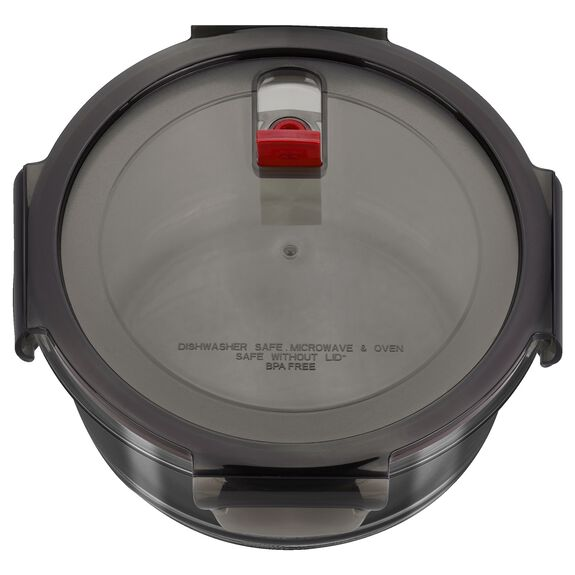 1.37-Qt. Round Storage Container,,large 5