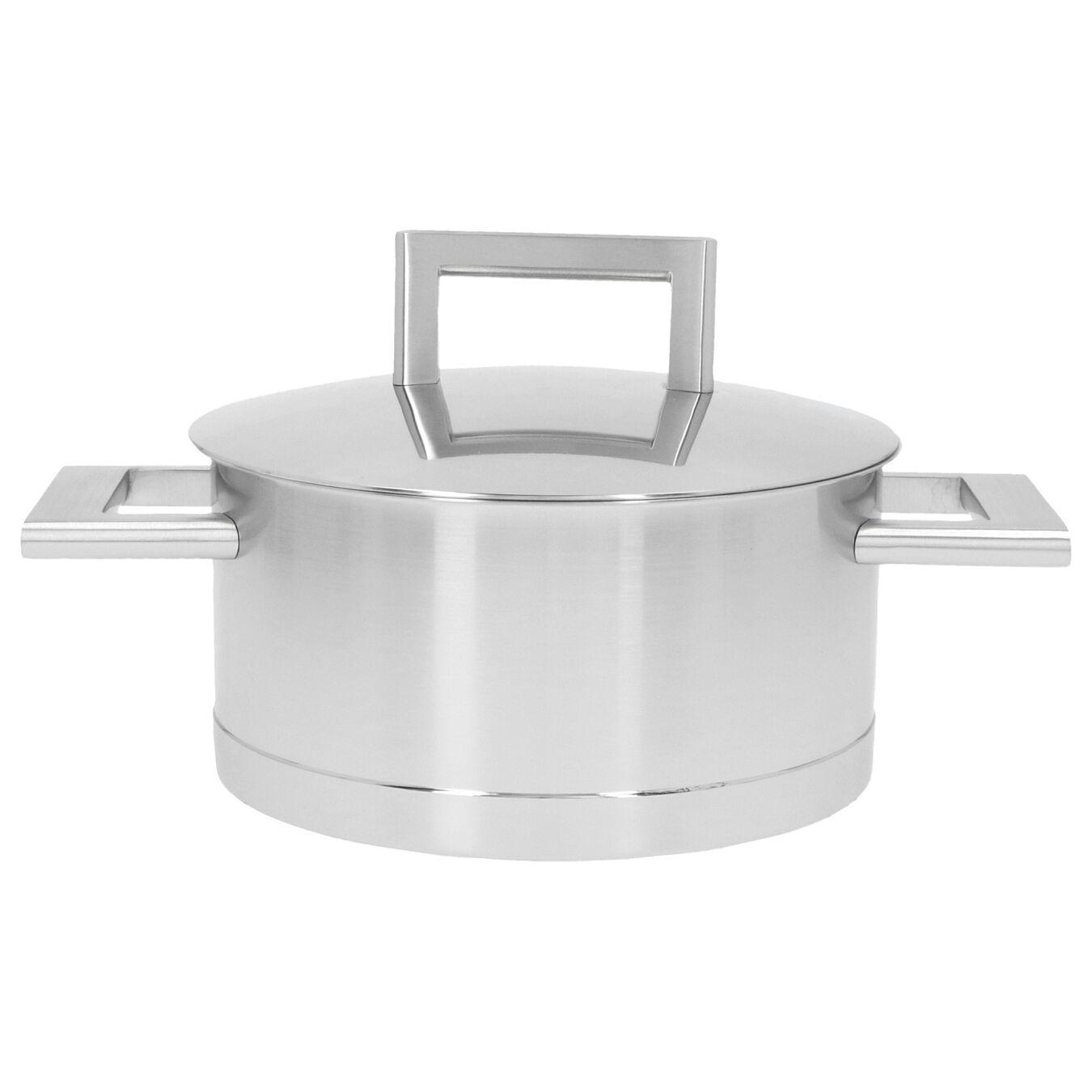 Kookpan met dubbelwandig deksel 16 cm / 1.5 l,,large 1