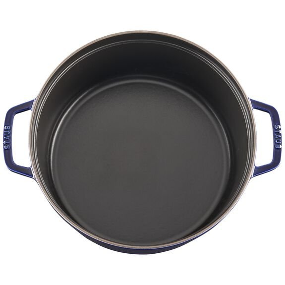 7-qt Braise & Grill - Dark Blue,,large 4
