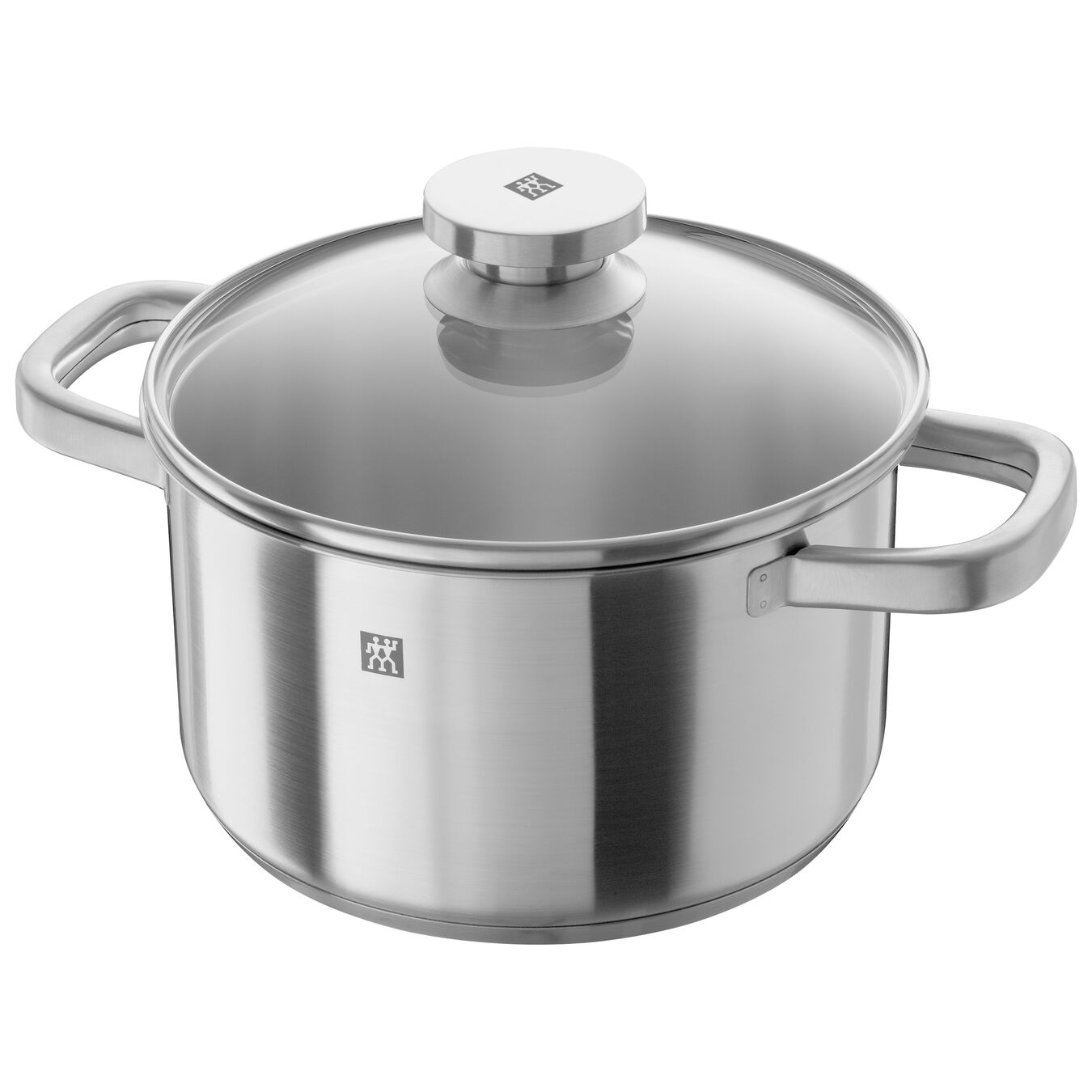 18/10 Stainless Steel 3.6L Sauce Pot with lid,,large 1