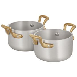 BALLARINI ServInTavola, 2-pc Mini Dutch Oven Set
