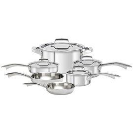 ZWILLING TruClad, 10 Piece 10 Piece Cookware set