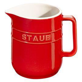 Staub Ceramique, 250-ml-/-0.275-qt Ceramic Pitcher